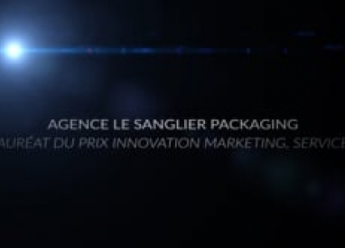 Prix « marketing et services » : LE SANGLIER PACKAGING